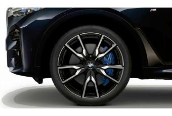 Легкосплавний диск колеса BMW V-Spoke 755 M 22´ Ceriumgrey