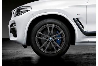 Легкосплавний диск колеса BMW Style 698M 19' Orbit Grey
