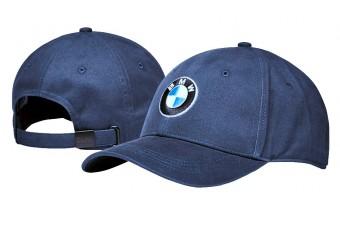 Бейсболка, кепка BMW, темно-синя