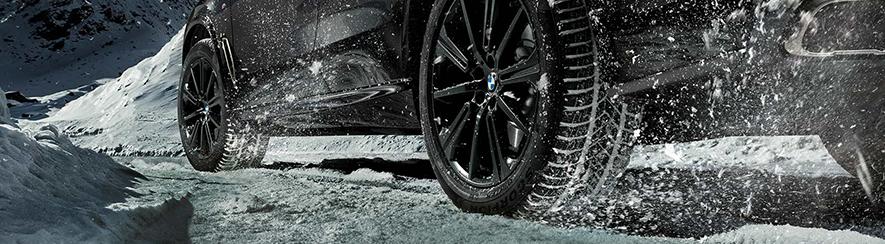 Комплекти зимових коліс BMW