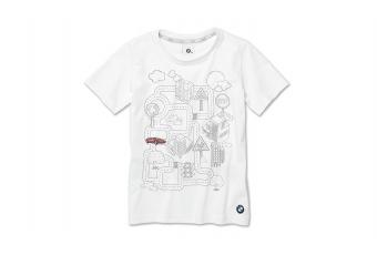 Дитяча футболка BMW INTERACTIVE