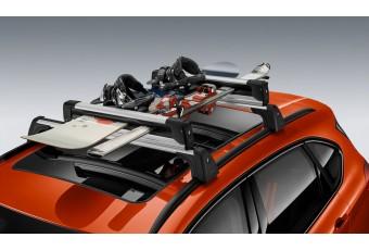 Витяжне кріплення для лиж і сноубордів BMW