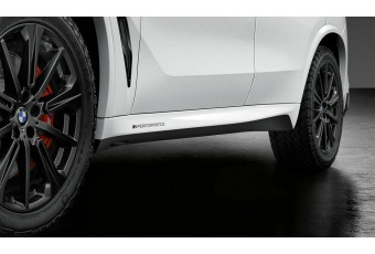 Наклейки BMW M Performance, 2 шт