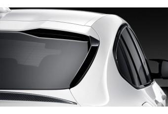 Задні плавники M Performance для BMW X4 G02 / X4M F98