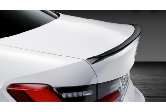 Спойлер задній M Performance для BMW 3-серія (G20), (чорний глянцевий)