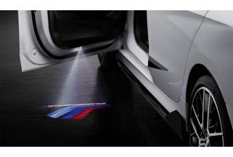 Логотипи BMW M Performance для світлодіодних дверних проекторів