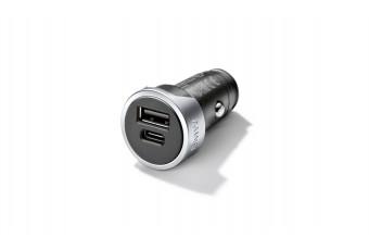 Подвійний USB-зарядний пристрій BMW для типів A і C