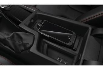 Пристрій для бездротової зарядки телефону BMW