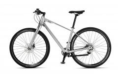 Велосипед BMW CRUISE, глянсовий сріблястий