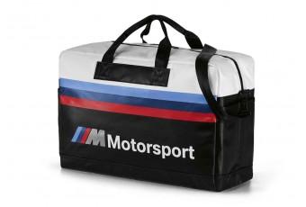 Дорожня сумка BMW M MOTORSPORT