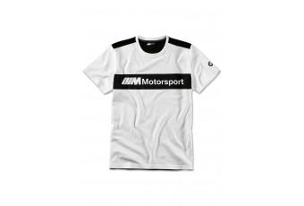 Чоловіча футболка з логотипом BMW M MOTORSPORT