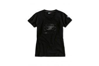 Жіноча футболка з графічним принтом BMW М MOTORSPORT
