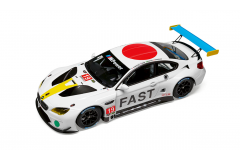 BMW M6 GTLM ART CAR 1:18