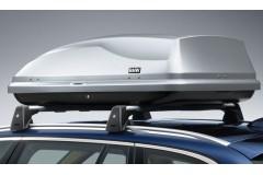 Багажник на дах 350л, сріблястий