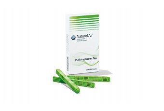 Комплект змінних елементів ароматизатора BMW Natural Air Purifying Green Tea