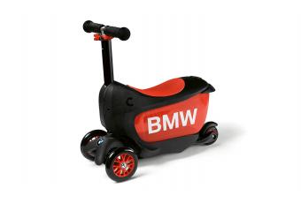 Дитячий самокат BMW KIDS SCOOTER, чорний