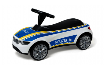 Дитячий автомобіль BMW Baby Racer III Поліція