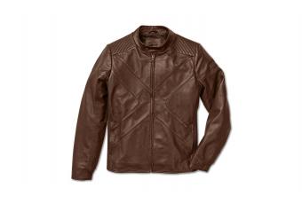 Чоловіча шкіряна куртка BMW X