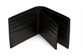 Чоловіче портмоне без відділення для монет BMW