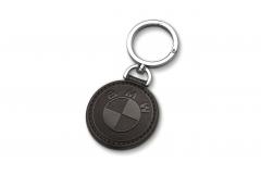 Шкіряний брелок для ключів BMW