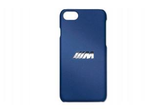 Чохол BMW M для iPhone XS, синій