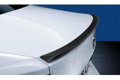 Задній спойлер BMW M Performance, матовий чорний