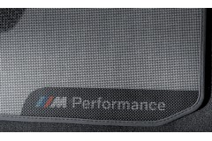 Задні килимки, M Performance