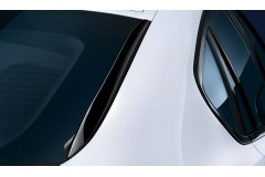 Глянцеві аеродинамічні накладки чорного кольору, ліва / права, M Performance