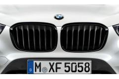 Передня решітка BMW M Performance Black (Ліва / Права)
