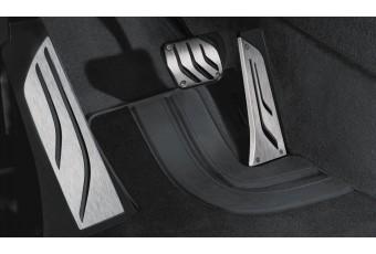Опора для ноги M Performance для BMW X5 (F15) / X6 (F16) з нержавіючої сталі