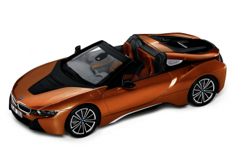 BMW i8 Roadster 1:43