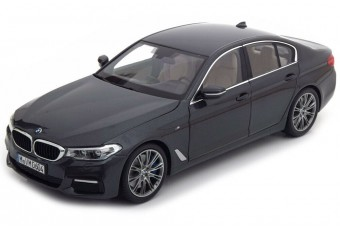 BMW 5-series (G30), Sophisto Grey 1:18