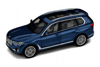 Модель BMW X7 G07  1:18