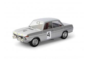 Модель автомобіля BMW 1800ti 1:18, сіра