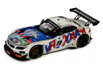 BMW Z4 GT3 Michel Vaillant 1:18