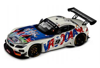BMW Z4 GT3 Michel Vaillant 1:18