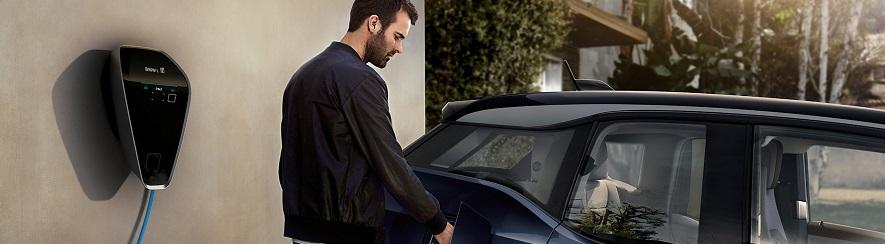 Зарядні пристрої BMW i Wallbox