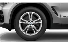 Колесо R18 з зимовою шиною 225/60 104H Michelin Alpin 5