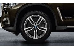Колесо Double Spoke 623 М з зимовою шиною 255/50 R19