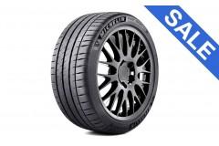Літня гума Michelin Pilot Sport 4S F90 275/35 R20 Y102