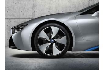 Колесо BMW Turbine Styling 444 з зимовою шиною 225/55 R17