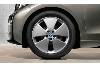 Колесо Star Spoke 427 з зимовою шиною 155/70 R19