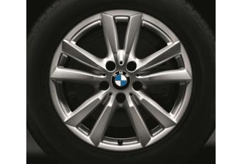 Колесо BMW Double Spoke 446 з зимовою шиною 255/55  R18