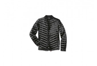Легка пухова куртка, чорна, чоловіча