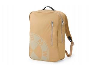 Рюкзак BMW лого, бежевий