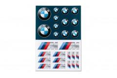 Наліпки BMW
