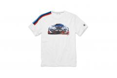 Чоловіча футболка Motion BMW Motorsport