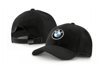 Бейсболка, кепка BMW, чорна