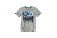 Дитяча футболка BMW i із принтом i8