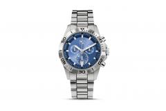 Чоловічий наручний спортивний годинник-хронограф BMW